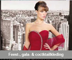 Feest gale coctailkleding 10