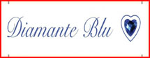 Logo Diamante Blu